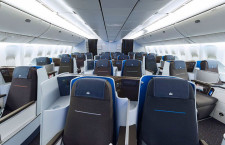 KLMオランダ航空、新ビジネスの777 福岡便に定期導入