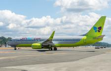 ジンエアー、737-800受領 ボーイングから直接導入