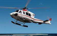 UH-X、ベル412EPI発展型に ガリソンCEOに聞く