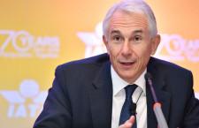 IATA、タイラー事務総長退任へ