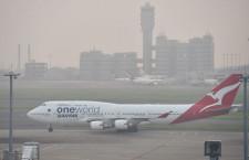 カンタス航空、羽田のジャンボ小型化 9月までA330に