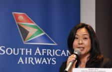 南アフリカ航空、日本再就航に意欲 需要は増加傾向