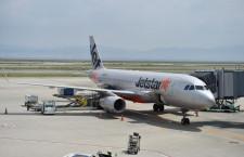 ジェットスター・ジャパン、関空-香港一部運休 20年1月から3月、20日間40便