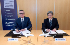 エアバス、新日鉄住金とチタン・鉄鋼で協力拡大へ