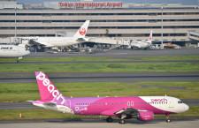 ピーチ、羽田-ソウル16年2月開設へ 弾丸旅行訴求、関西-ソウル増便も