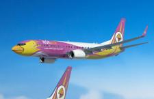 ノックエア、737-800受領 初の自社購入機
