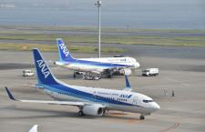 ANA、羽田ー大島が最終便 国際線強化へ