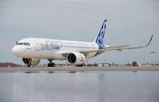 A320neo、帝人の炭素繊維採用 主翼スポイラーに