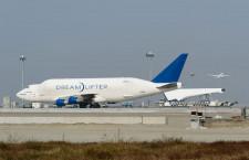 ボーイング、787増産向け準備着々 セントレアの保管庫増設