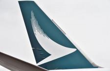 キャセイパシフィック航空、福岡再開 月内2往復、関空は増便