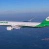 エバー航空、22機目の777-300ER 新塗装でリース導入