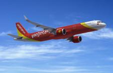 ベトジェット航空、A321を30機追加発注