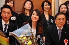 ANAテレマート、予約電話の応対コンテスト 札幌・石原さん優勝