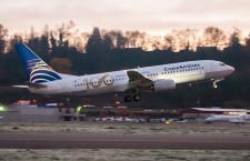 18年定時性、世界一はコパ航空 ANA11位、JAL13位 英OAG