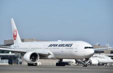 JAL、国交省から厳重注意 パリ定員オーバーで