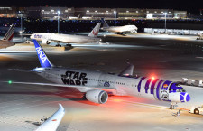 ANA、羽田-シドニー就航 R2-D2ジェットで初便、豪州発取り込みへ