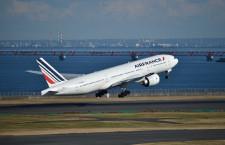 エールフランス、羽田-パリ増便 3月から午前便