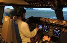 大韓航空、青森の子ども招待し見学ツアー 就航20周年記念