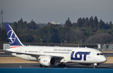 LOTポーランド航空、デリー9月就航へ 787で週5往復