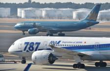 ANA、ベトナム航空とのコードシェア拡大 提携1周年