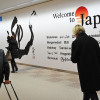 18年12月の訪日客、4.4%増263万人 日本人出国は10.9%増
