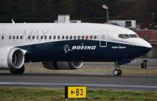 ボーイング、737 MAXの初飛行成功
