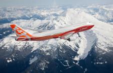 747-8、旅客型初飛行から10年 2022年に生産完了