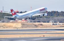 スイス国際航空、関空20年3月就航へ 18年ぶりチューリッヒ線、成田には777