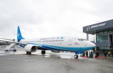 ボーイング、8888機目の737引き渡し 厦門航空へ
