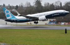 737MAX、カナダでも再開承認 20日に禁止解除