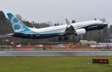 FAA、737MAXの飛行試験開始