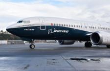 ボーイングの19年7-9月期、737MAX納入停止で純利益51%減 777X初納入は21年、787は減産
