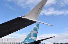 ボーイング、737MAX墜落遺族支援で1億ドル拠出へ