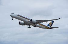 シンガポール航空、A350 XWBを13機受領へ 16年度機材計画