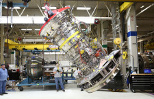 GE9X初号機、16年前半試験開始へ 777Xに搭載