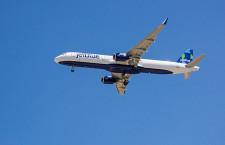 ジェットブルー、A321を30機追加導入へ A321LRに変更も