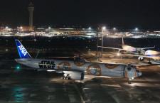 ANA、BB-8ジェット国際線就航 羽田からLAへ