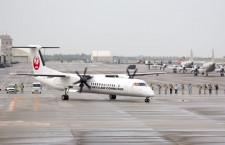RAC、Q400CC就航 沖縄特産品の輸送強化