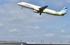 エアプサン、釜山-札幌増便 1日1往復、A321に大型化