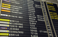 国際・国内利用率57.5% IATA、20年12月旅客実績