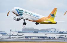 セブパシフィック航空、成田-クラーク8月就航へ