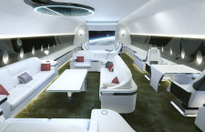 エアバス、A350のビジネスジェット ACJ350 XWBローンチ