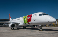 TAPポルトガル航空、E190導入 フォッカー100から機材更新