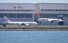 スカイマーク、JALと手荷物連帯運送 乗継時に荷物そのまま