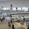 成田空港、1タミ南ウイングのカウンター刷新 航空会社別に