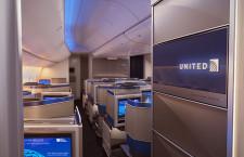 ユナイテッド航空、睡眠重視の新ビジネス 12月から777に