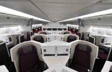 JAL、羽田-石垣にフルフラットシート777-200ER投入 元国際線機材で夏季大型化