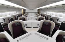 """JAL、国内線クラスJに""""フルフラットシート"""" 777退役まで2年限定"""