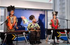 南アフリカ航空、スターアライアンス10周年 香港接続で需要拡大へ