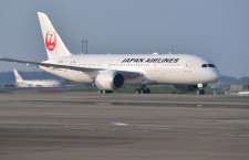 JAL、国内線に787-8初導入 19年から羽田-伊丹、4機追加発注